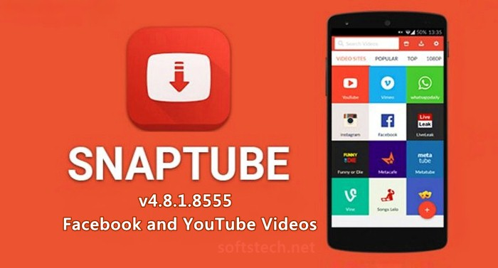 telecharger snaptube android apk
