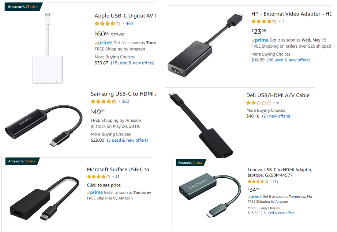 Solved: USB C to HDMI not working – Shan Kevin – Medium