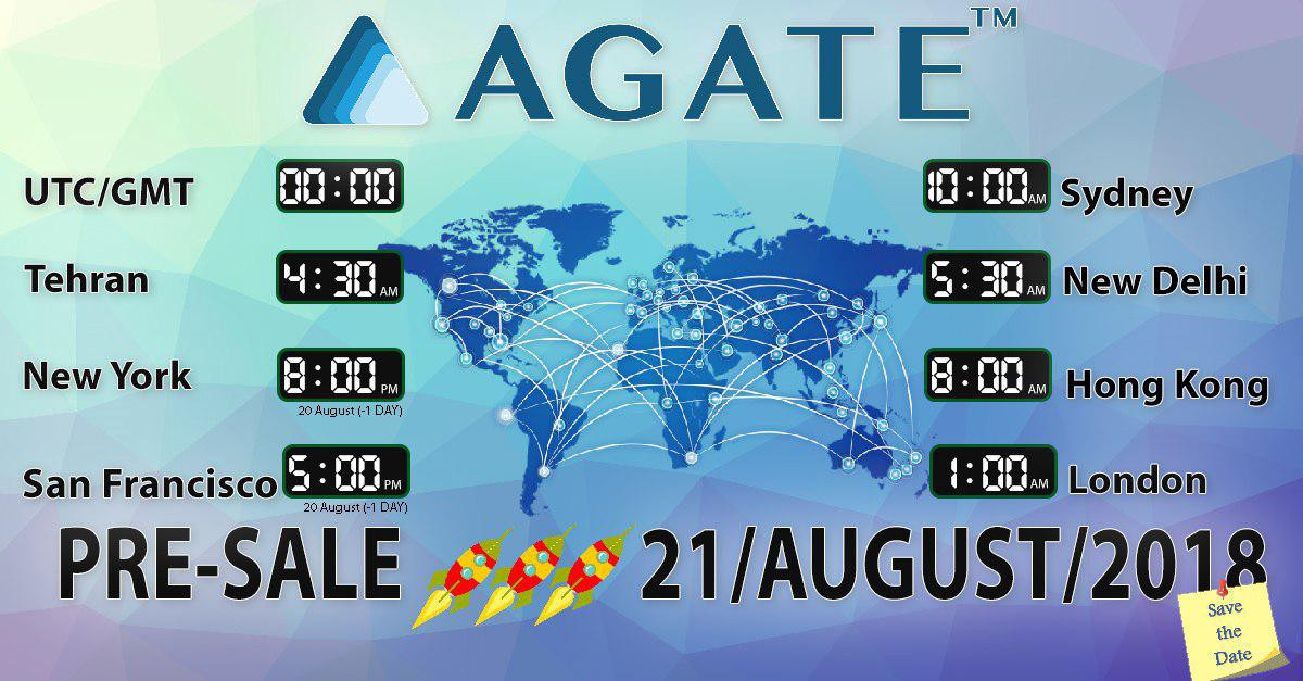 Agate Pre Date And Time Global Zone