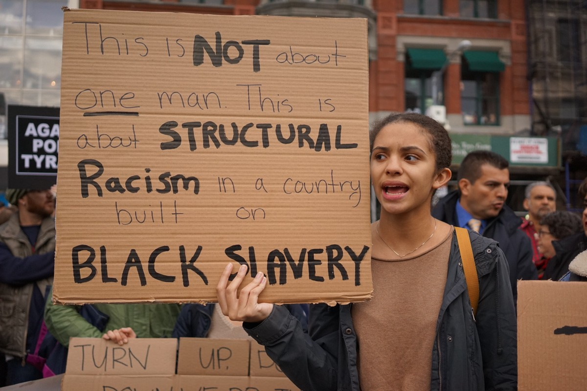 yes, it is structural racism – kate daher – medium