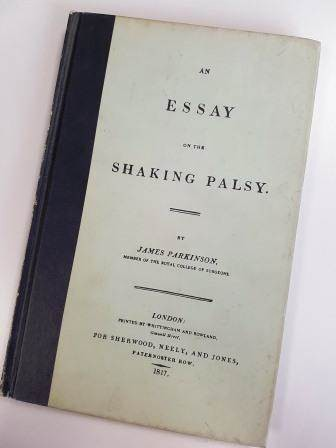 essay on the shaking palsy An essay on the shaking palsy by parkinson, james, 1755-1824 publication date 1817 topics parkinson's disease publisher london printed by whittingham and rowland.
