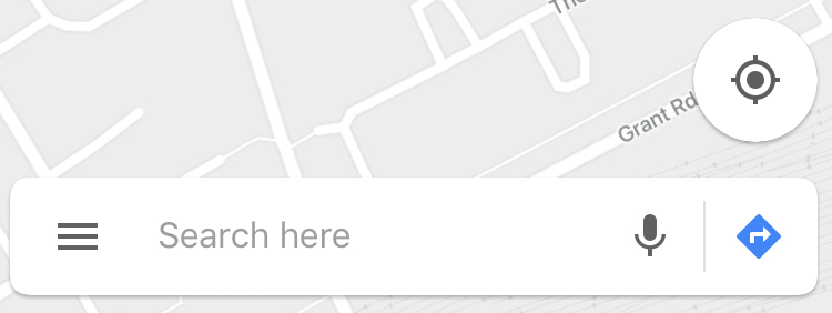 Google Maps can be slightly better