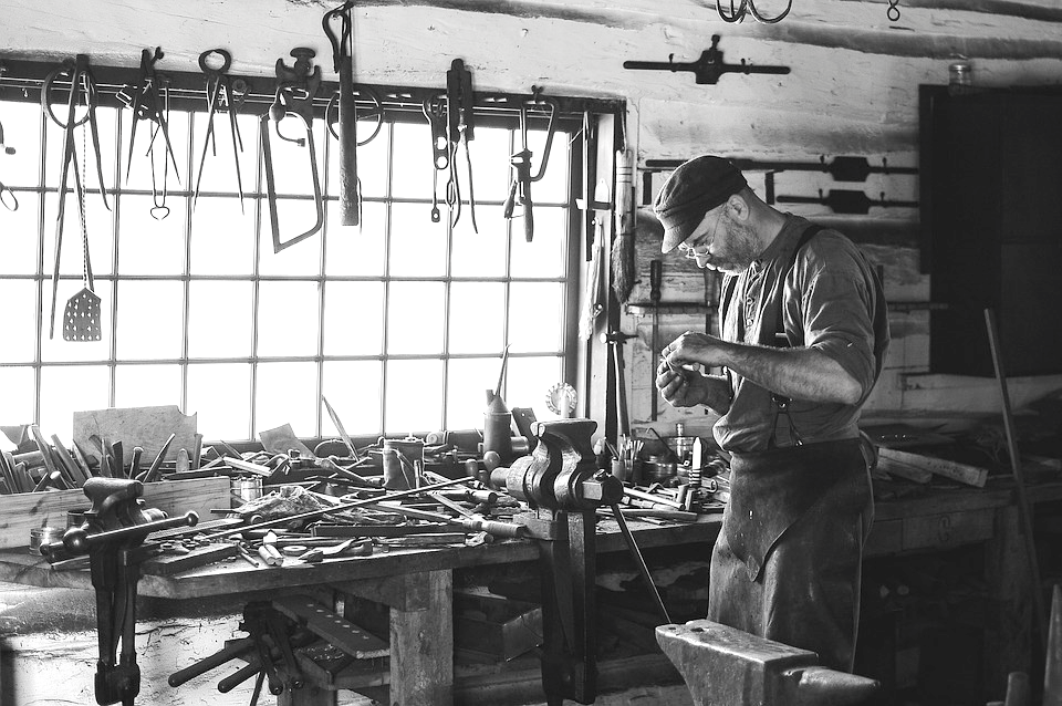 Back To Craftsmanship Lessons From The Arts And Crafts Movement