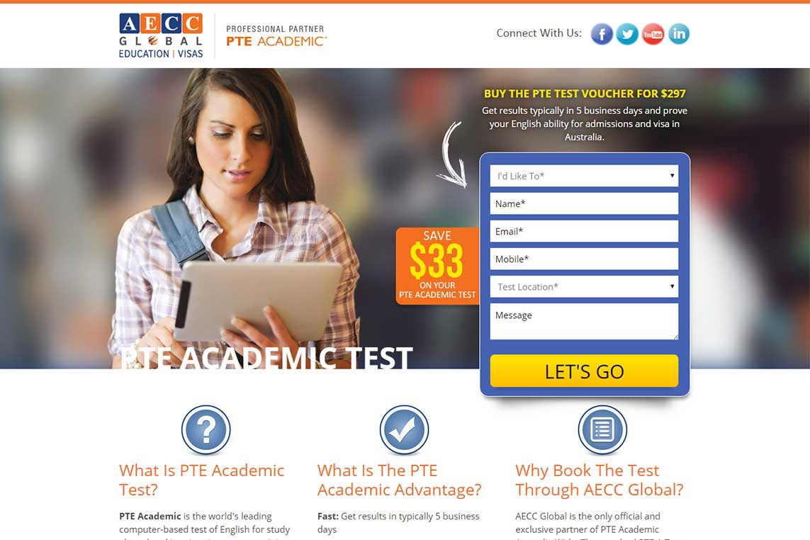 How to Boost Your Score in PTE Academic Test? – AECC GLOBAL INDIA