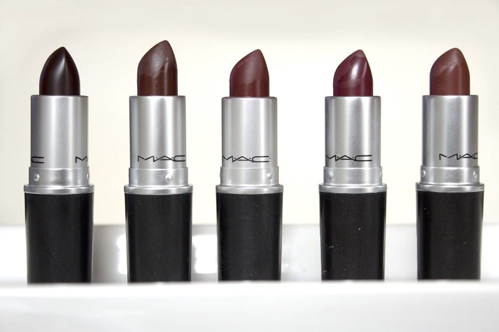 abbastanza Top 5 Dark MAC Lipsticks – Lés Scoop – Medium TQ38