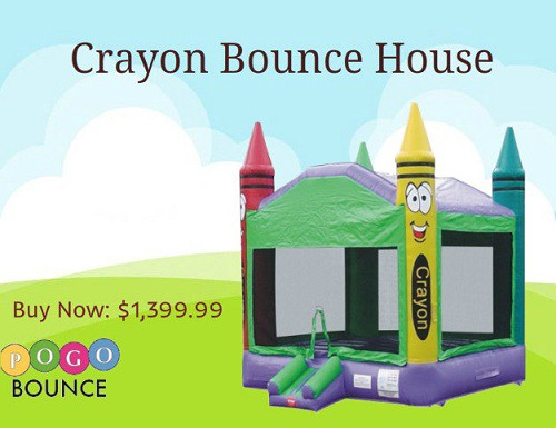 95824d69ca01 Take Your Holiday to the Next Level with This Inflatable Bounce House