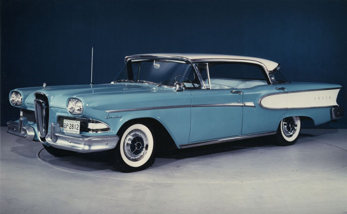 "Ford Edsel"" nd Failure — A Design Thinking Perspective"