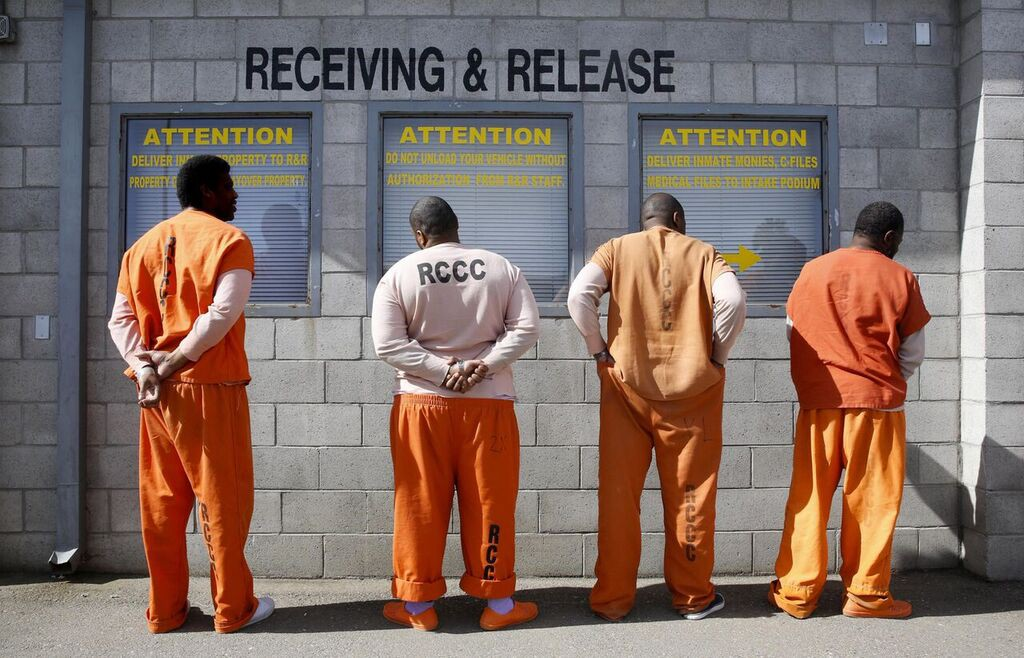 the american prison system