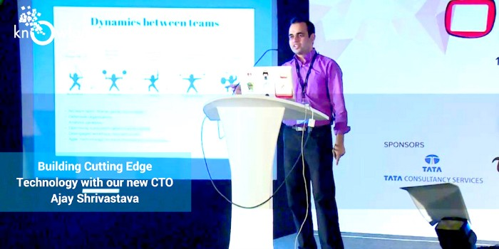 Building cutting edge technology with our new cto ajay for Cutting edge technology news