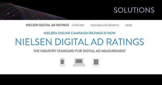 Nielsen Digital Content Ratings Add Facebook, Hulu and YouTube