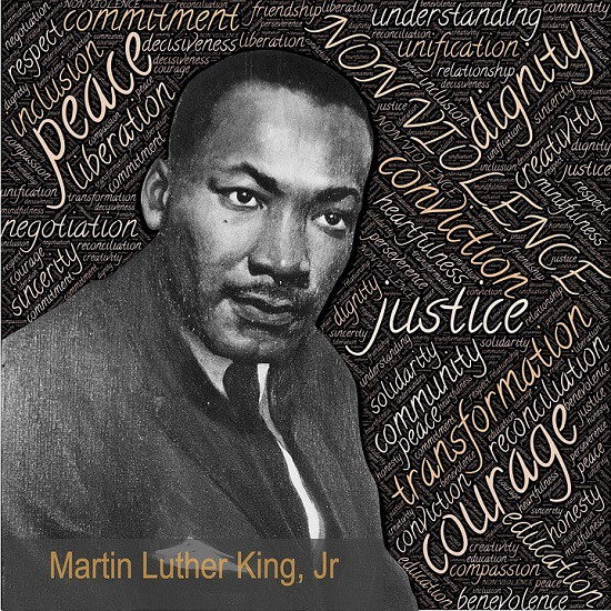 Dr Martin Luther King Jr 1929 1968 A Beautiful Dream