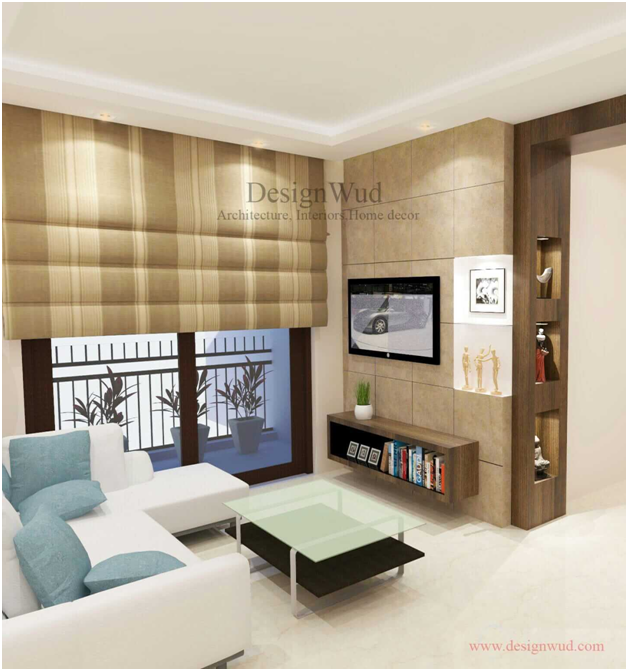 Aesthetically And Functionally Advanced Home Interior Designer