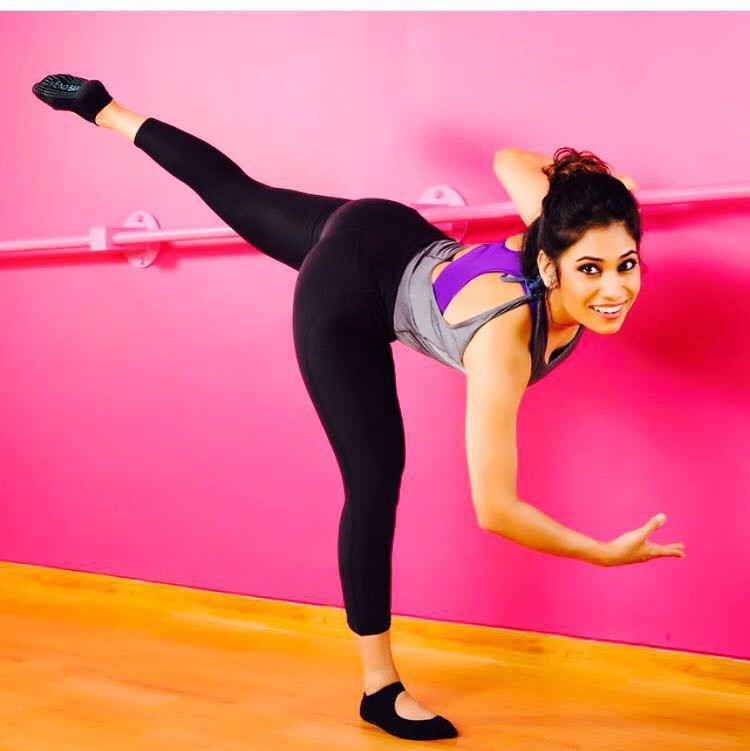 From an Air hostess to a mother, to a super fit Pilates instructor.
