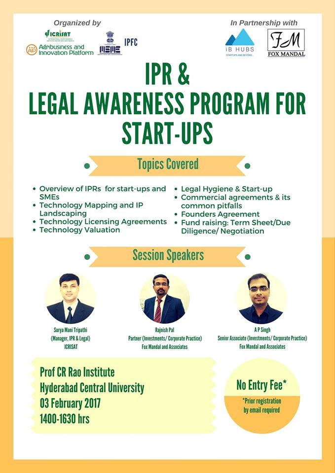 Ib Hubs To Solve The Labyrinth Of Laws For Startups
