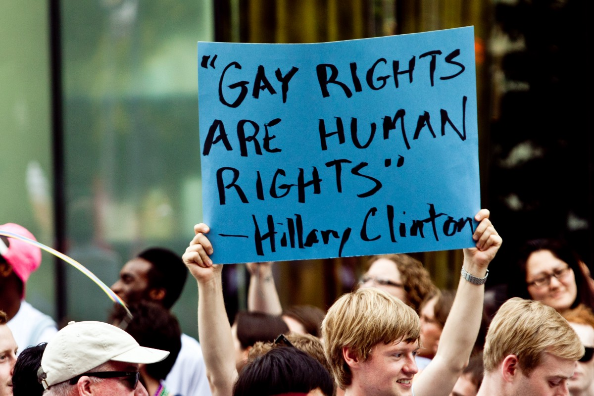 gay and women rights