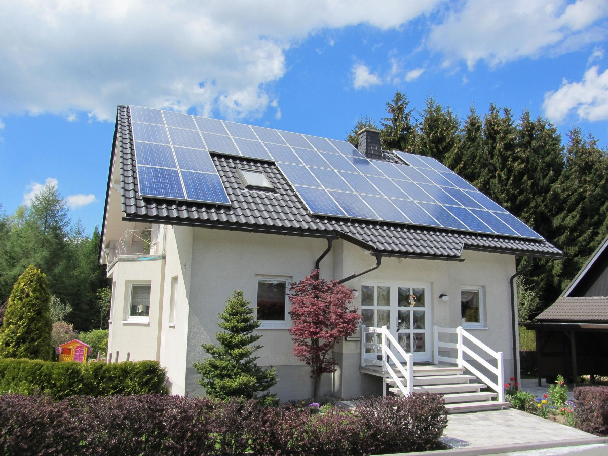 """solar power should be used on homes starting today How to use solar power in your home  solar power """"solar energy is  (ac) in our homes an inverter is used to convert the electricity into ac."""