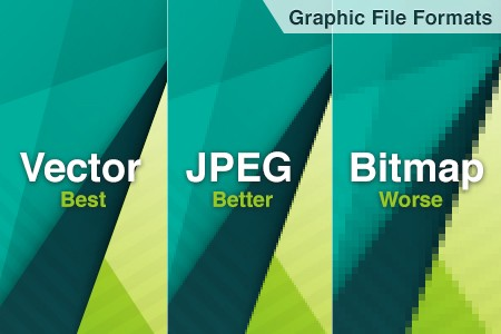 Vector vs JPEG and Bitmap Graphics \u2013 Clash Graphics \u2013 Medium