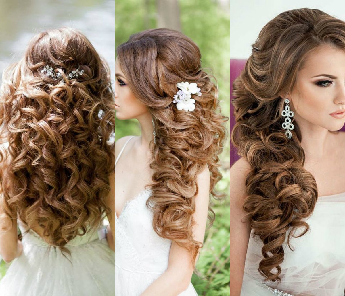 Simply Gorgeous Last Minute Party Hairdos For Curly Hair!
