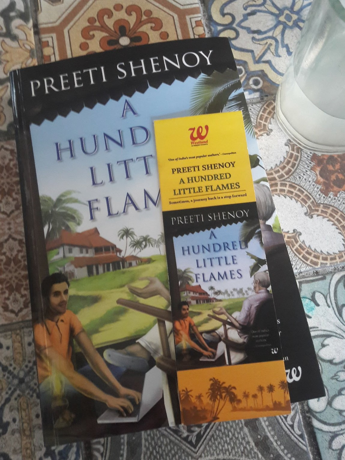 A Hundred Little Flames By Preeti Shenoy Writers Guild Medium