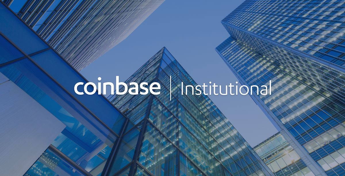 Welcome Jonathan Kellner, Managing Director of Coinbase's Institutional Coverage Group