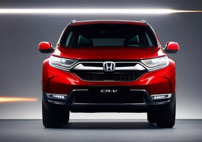 The Next Gen Honda Cr V Will Available Soon In Early 2020 Comes Out With New Engine System