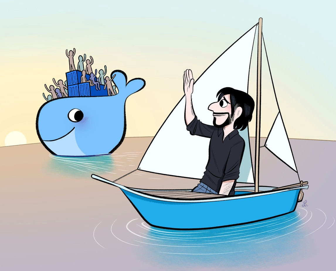 Cloud and data week in review: Docker founder leaves