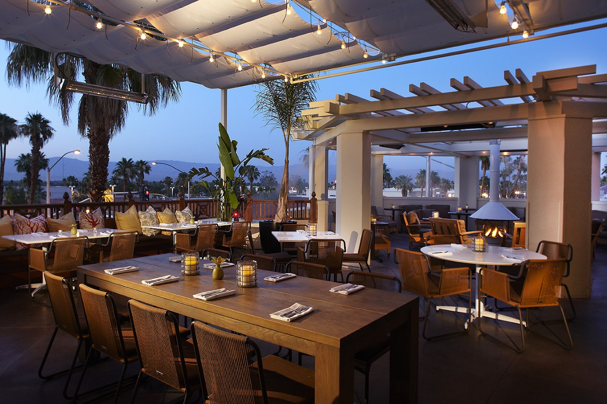 Are In Store Restaurants Good For Retail Tommy Bahama Thinks So