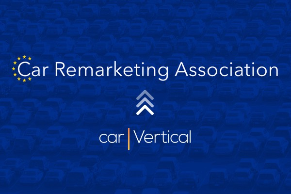 carVertical joins the prestigious club of used car market industry