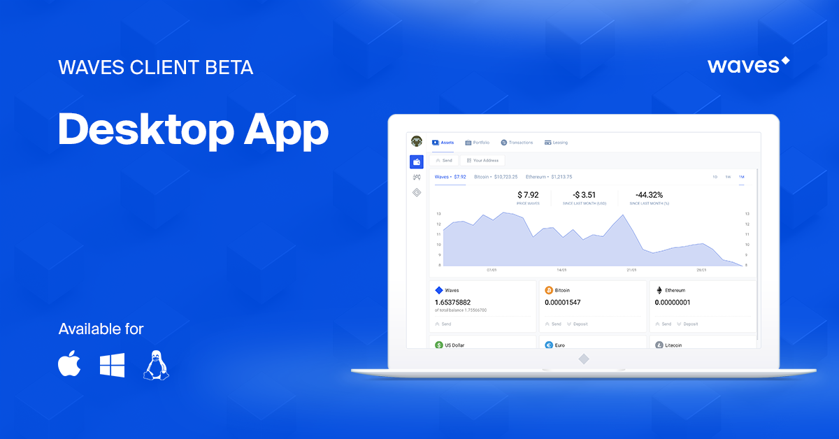Waves client beta