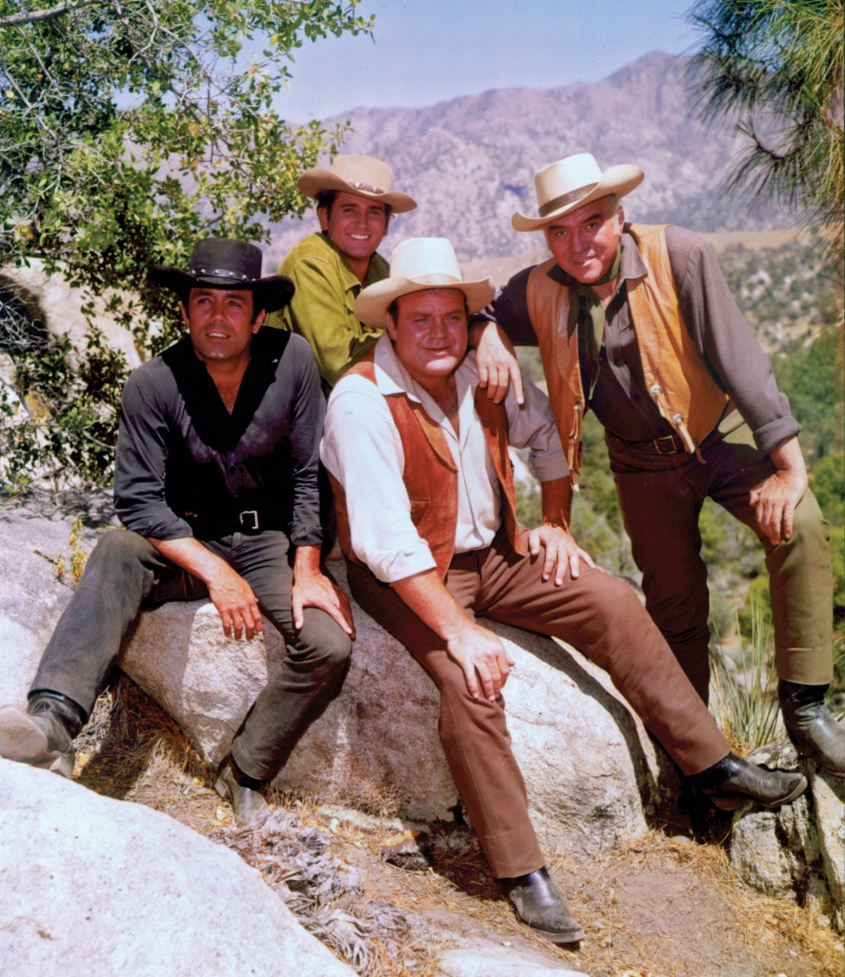45fccaf7472 Saluting 'Bonanza,' the most popular TV show of the swingin' sixties