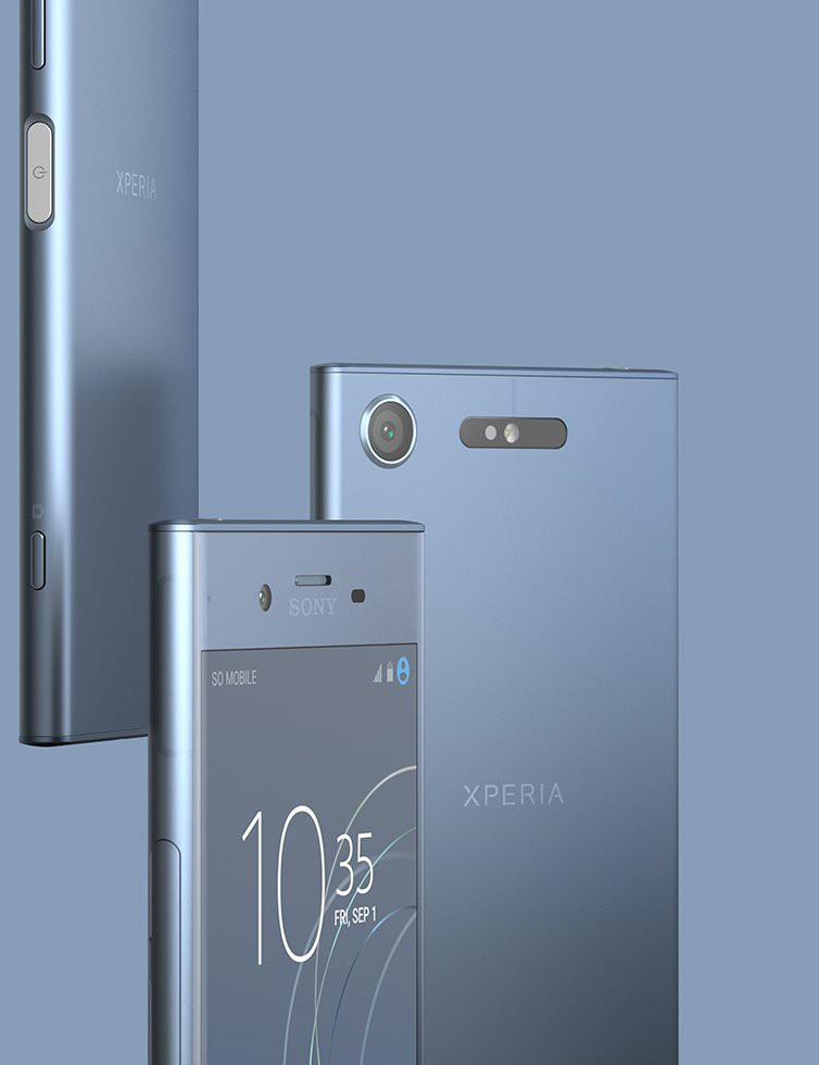 meet the sony xperia xz1 sony reconsidered