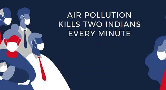 Air Pollution Linked To Slower >> Air Pollution A Slow Poison Killing Two Indians Every Minute