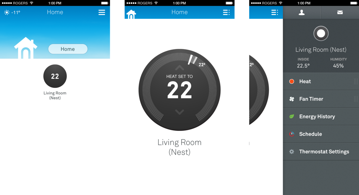 redesign challenge 6 52 nest for iphone weekly
