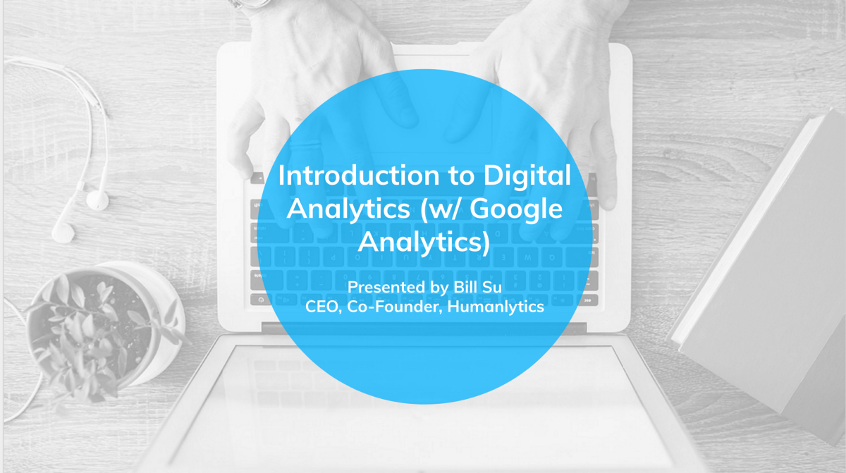 """Announcing a new Video Series: """"An Introduction to Digital A"""