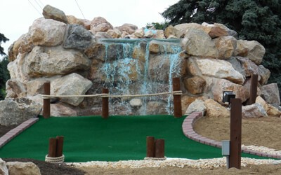 Backyard Putt Putt Course | Mini Golf Course Ideas – horwathgolf – Medium - Backyard Putt Putt Course Mini Golf Course Ideas – Horwathgolf