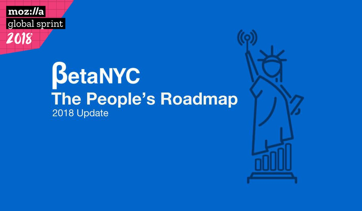 Reading Between Lines In New Yorkers >> The People S Roadmap To A Digital New York City Read Write