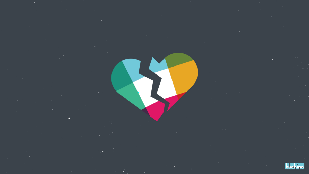 Slack I M Breaking Up With You Ux Of User Onboarding