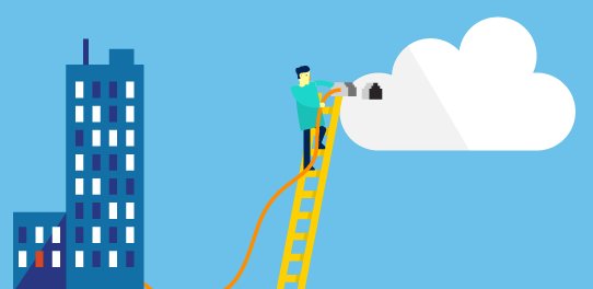 how to move music to the cloud