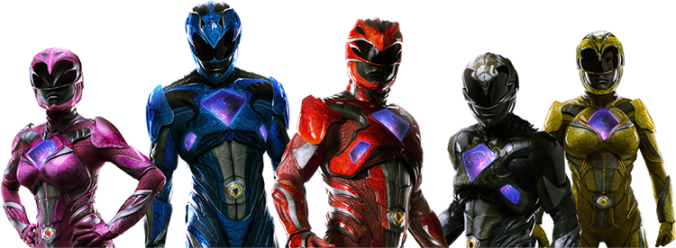 Jump Into A Power Rangers Suit With This Virtual And