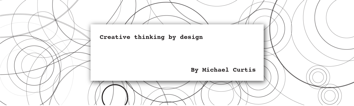 Creative thinking by design.