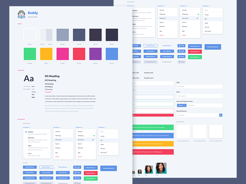 style guides by pro designers inspiration supply medium