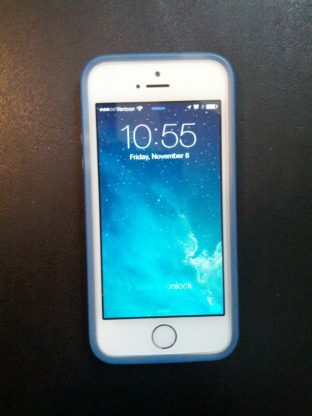 Switching from Android to iPhone 5s — the first night