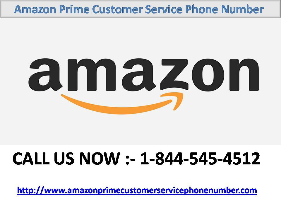 Give me the telephone number for amazon prime customer service