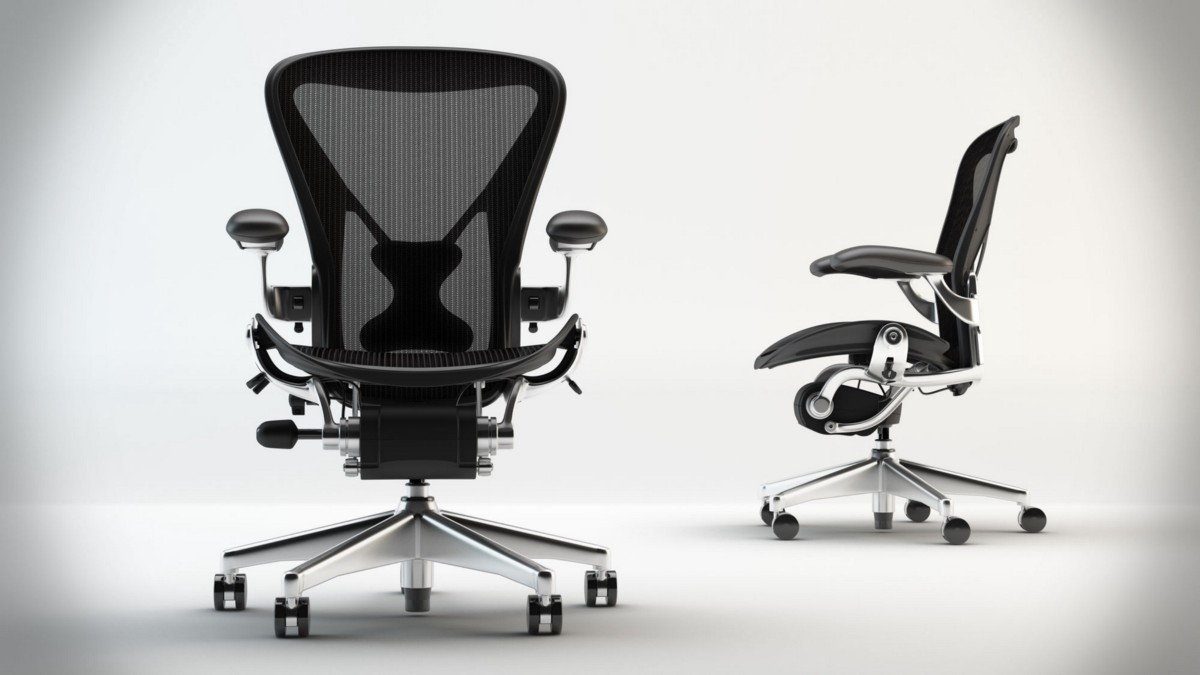 How Design Thinking Transformed A Normal Office Chair into a ...
