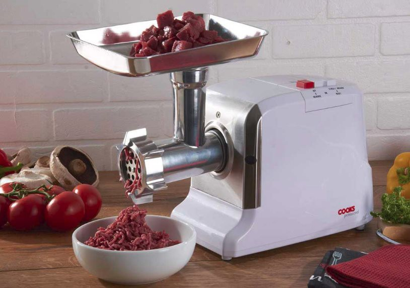 Fortunately, many models of meat grinders come with additional attachments that allow to prepare ground meat and homemade sausage, chop potatoes to make ...