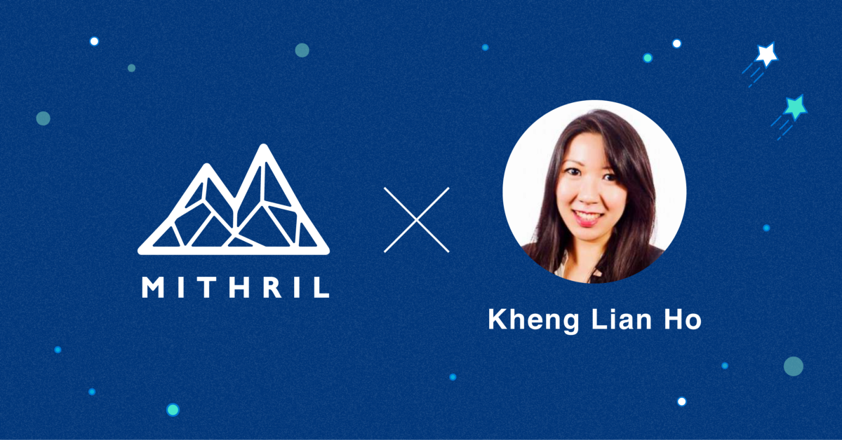 Mithril Forge Fund appoints Ms. KhengLian Ho as Founding Partner and Managing Director!