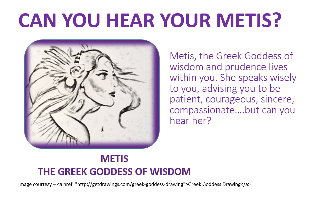 metis goddess of wisdom