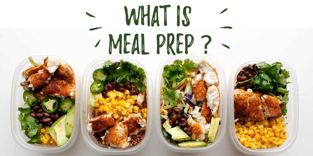 what is meal prep