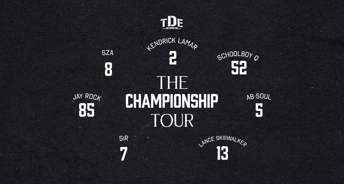 The T.D.E. Championship Tour Kicks-Off In Vancouver — A Live Diary ... 73ccf0e9f8d