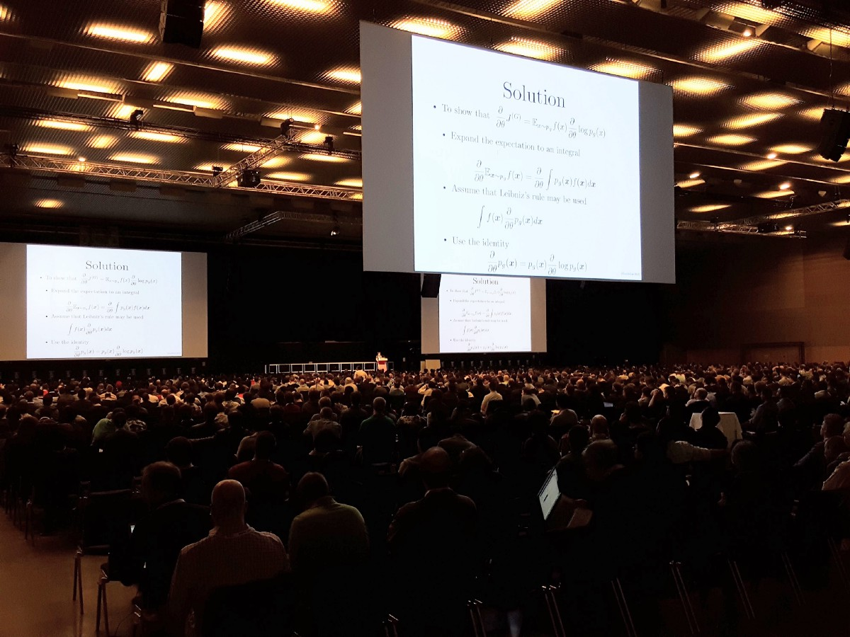 50 Things I Learned At NIPS 2016